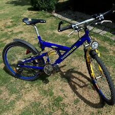 Fahrrad  TECNOBIKE  Feder Rahmen 26Zoll SHIMANO