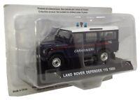 Carabinieri Land Rover Defender 110 1995 1/43 Diecast