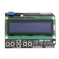 LCD 1602 Display Keypad Shield Module for Arduino Expansion Board #Z