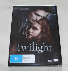 Twilight (DVD, 2009) New Sealed