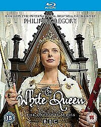 The White Queen  Blu ray UK Release Complete series New Sealed