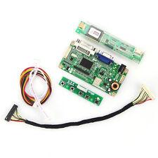 LCD LED Controller Board(VGA+DVI) for QD15TL04 QD15TL02 B154EW08 LTN154X3-L01