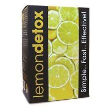 Lemon Detox Diet 7 Day Kit- Best in Australia