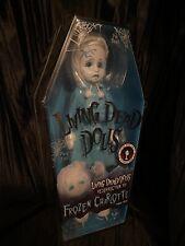 Living Dead Dolls Frozen Charlotte Resurrection Series 12 Res LDD sullenToys