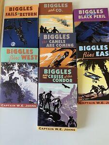 biggles books