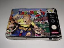Paper Boy Nintendo 64 N64 Boxed PAL