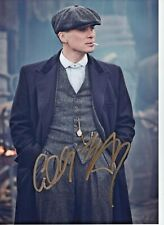 More details for cillian murphy hand signed photo with coa