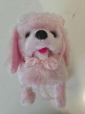 Electronic Dancing Pet Robot Maltese Toy Dog Puppy Walking Barking Tail Swing