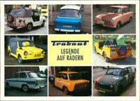 Ansichtskarte  Trabant - Legende auf Rädern 2000