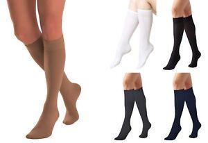 Women microfiber opaque plain knee socks Aurellie Multipacks 3 PACK & 5 PACKS