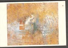 artist post card Claude Monet- The Duck Pond/Elmira NY to Wellsville NY 1991