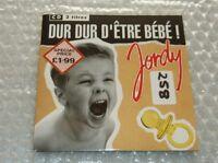 Jordy:  Dur Dur D'etre Bebe!  FRENCH CD Single  NM