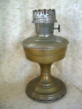 Aladdin Model  12 Vintage Brass Oil Lamp ~**** NO Glass Chimney ***