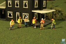 Bachmann 33166 Civil Engineers (6) O Scale Figures