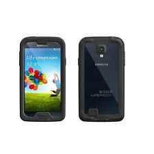 LifeProof - n��d Case for Samsung Galaxy S4 Cell Phones - Black/Clear