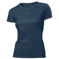 29 Tesco race for life navy blue  stretch Cotton T-Shirts  size large  WHOLESALE