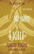 A Memory of Light by Robert Jordan, Brandon Sanderson (Paperback, 2014)
