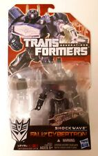 Transformers Generations Fall of Cybertron Shockwave MOSC deluxe