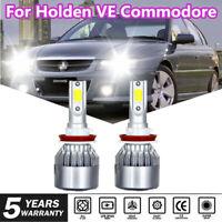 H9 LED Headlight 6500K for HOLDEN VE & VE-II COMMODORE SSV SS SV6 HSV High Beam