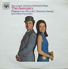 The Laurie Johnson Orchestra - The Avengers: Theme From Television Series (LP)