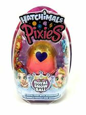 Hatchimals Pixies, 2.5' Collectible Doll and Accessories Blind Box Gold Egg