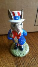 Royal Doulton Db 50 - Uncle Sam Bunnykins