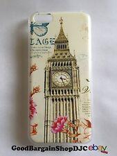 Big Ben Clock Tower Hard Case for iPhone 5c