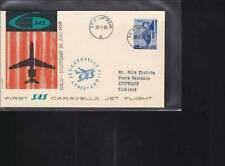 806081 / Flugpost SAS CARAVELLE Norwegen 1959