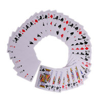 1 Deck Waterfall Cards Electric Deck Playing Magic Poker Card Trick Props