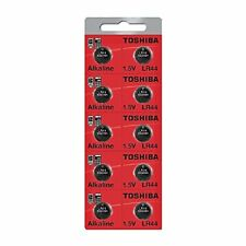 Toshiba LR44 AG13 Alkaline 1.5 Volt Batteries Wholesale 1000 Pcs