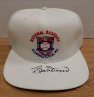 Bobby Doerr Red Sox Signed Autographed HOF Snapback Hat w/COA 100719DBT2