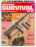 AMERICAN SURVIVAL GUIDE MAGAZINES PDF COLLECTION DVD-R  FREE SHIPPING