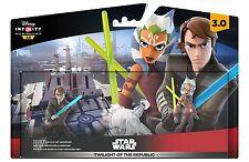 Disney Infinity 3.0 - El Crepúsculo De La República De Juego Xbox 360/one/ps3 / ps4/wii
