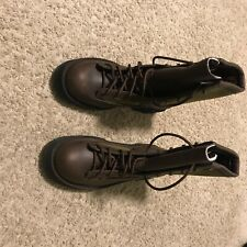 DANNER boots size 10 regular Sierra 8 inch very little use waterproof