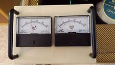 Dual-Analog-Tube-Amp-Bias-Meter probe tool 6L6 6V6 EL34 5881 6550 kt88 RCA GE