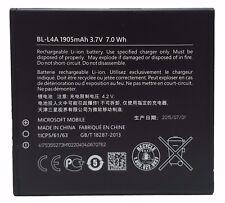 ORIGINAL NOKIA MICROSOFT BL-L4A AKKU ACCU BATTERY  Lumia 535 1905mAh  NEU