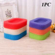 New Draining Water Tray Sponge Soap Dish Absorption Box Holder
