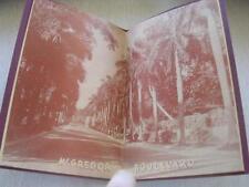 """""""The Edison Record"""" 1949 Souvenir Booklet Fort Myeres Florida FL Thomas Edison"""