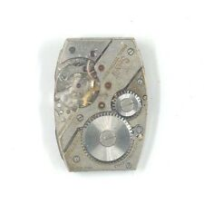 PARTIAL P. DITISHEIM SOLVIL AS SWISS 17J MANUAL WIND WATCH MOVT FOR PART/REPAIR
