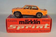 Märklin Sprint 1322 BMW 2002 turbo orange geprüft in O-Box #666
