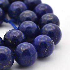 Lapislazuli Perlen Natur Edelstein 4mm Rund Schmucksteine Lapis Lazuli G388