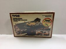 Tyco HO Operating Tractor Loader # 959 Vintage/Sealed