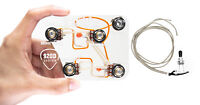 920 D LP-PAGE+T Wiring Harness w/500K Push-Pull Pots for Jimmy Page Mod Les Paul