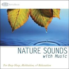 Nature Sounds with Music by Rest & Relax/Bradley Joseph (CD, Jun-2011, CD...