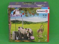 Schleich® Farm Life 42104 Waschplatz für Pferde Blitzversand per DHL-Paket