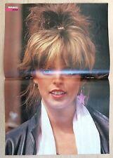 BRAVO POSTER Nena - Al Corley - 80er Jahre !!!