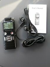 Voice Activated Mini Spy Digital Sound Audio Recorder Dictaphone MP3 Player 8GB