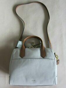 Fossil -Damentasche-NEU - Fiona Satchel - Preis pro Stück-grau-