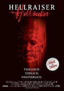 Hellraiser: Hellseeker von Rick Bota   DVD   Zustand gut