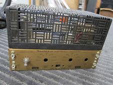 Vintage Heathkit XO-1 Tube Electronic Crossover, USA Tubes, 1960s